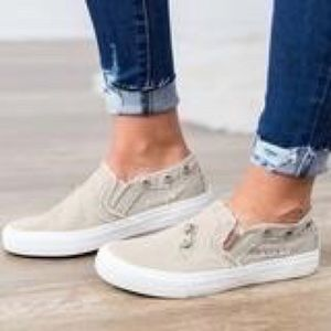 🆕 Women's Casual Slip-On With zipper detail